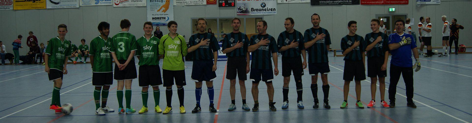 EK Fußball Hallenturnier