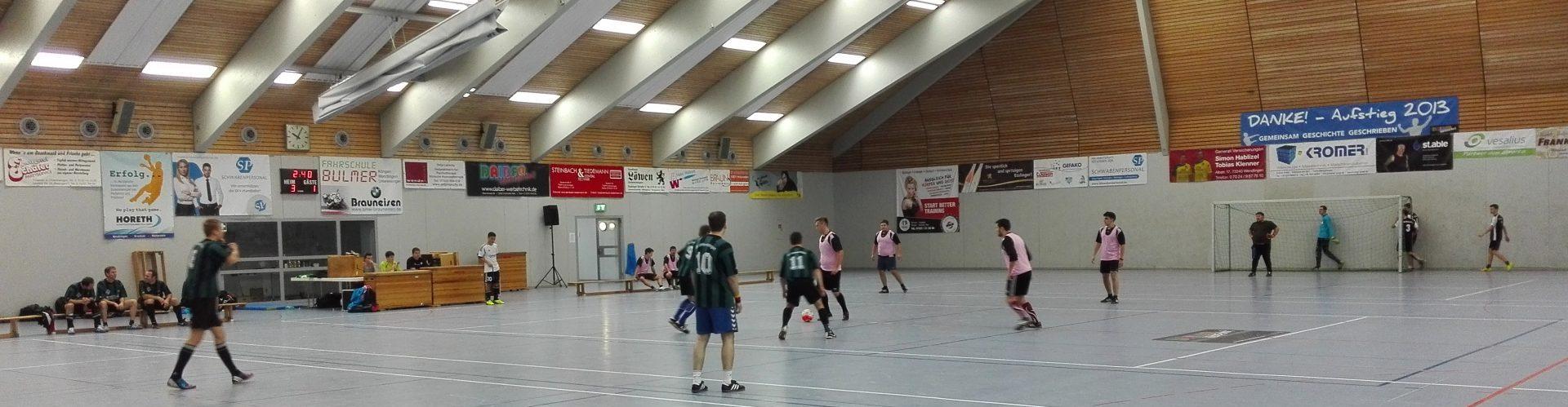 EK Fußball (Bettwiesenhalle)