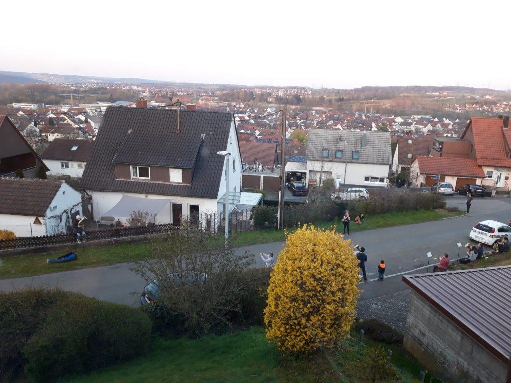 Balkonsingen